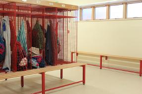 Changing Rooms Shipping Containers